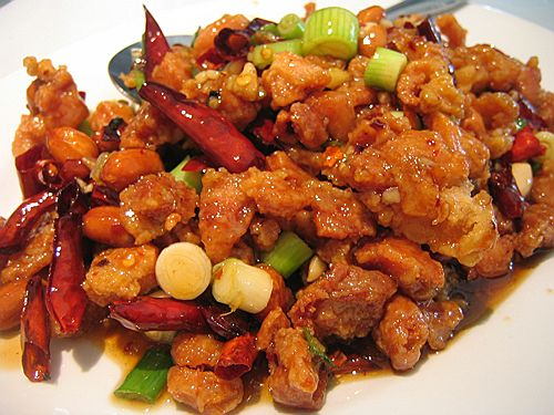 Kung Pao Chicken——Popular Chinese Food